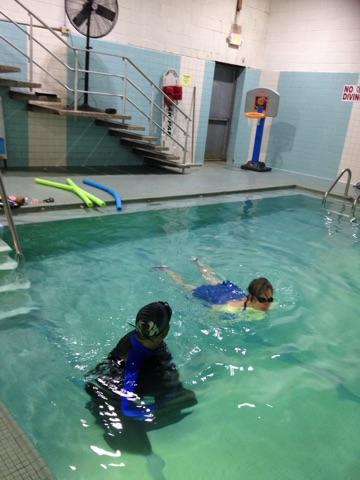 SPECIAL NEEDS SWIM LESSONS