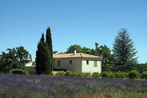 Villa for holidays rental Verdon