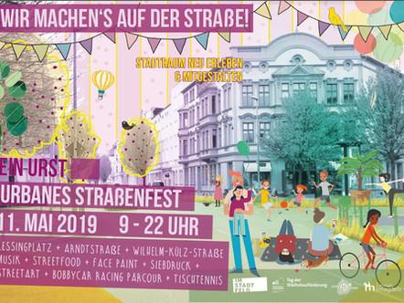 Wir machen's auf der Straße! - Urst urbanes Straßenfest #3