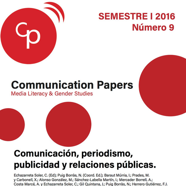 Communication Papers 9