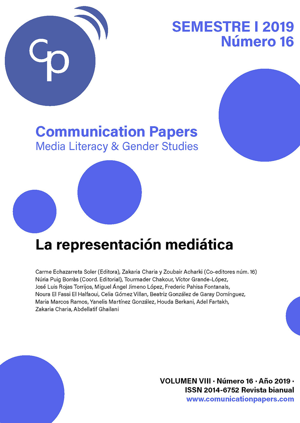 Communication Papers n.16