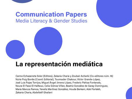 Communication Papers: número 16 en colaboración con la Universidad Abdelmalek Essaâdi de Tetuán.