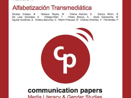 Publicado: Alfabetización Transmediática