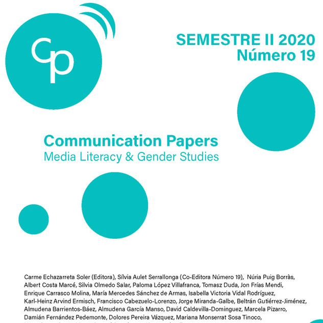 Communication Papers 19