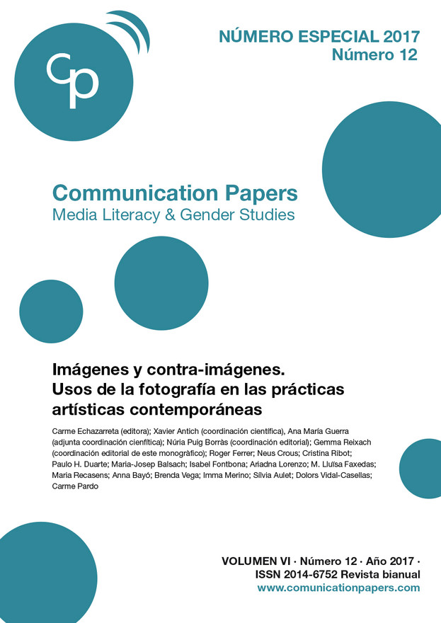 Communication Papers 12