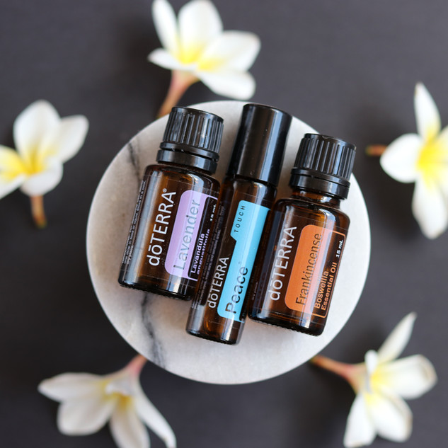 Doterra Product Photography