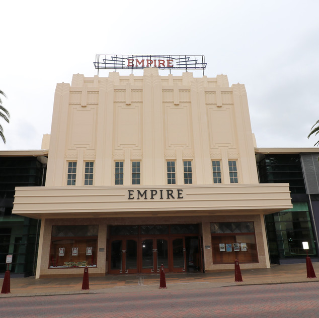 The Empire Theatre Toowoomba