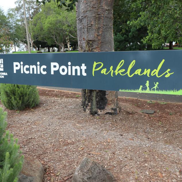 Picnic Point Parklands