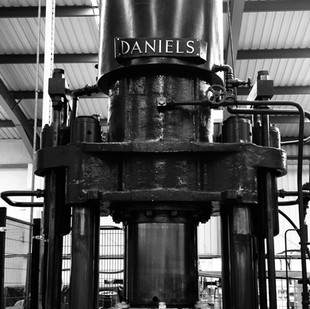 250 tonne Press