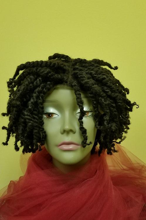 Kinky Twist Full Head Unit