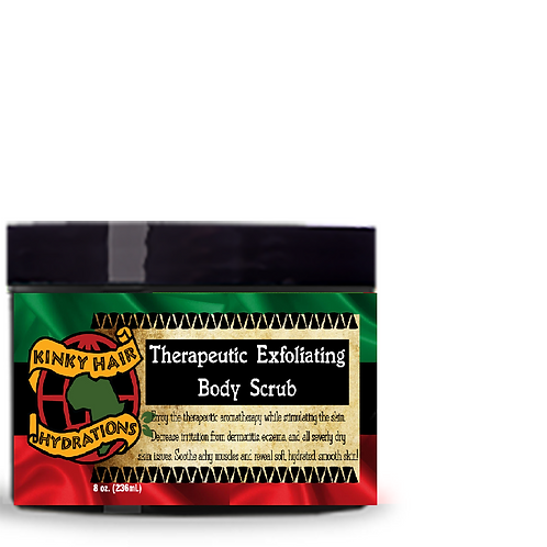 Therapeutic Exfoliating Body Scrub (8oz)
