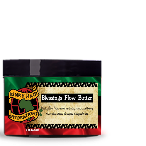 Blessings Flow Butter (8oz)