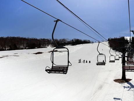 \春スキー/ 天元台へ!