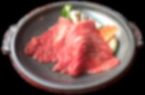米沢牛陶板焼き