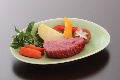 米沢牛フィレステーキ