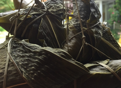 郷土の味 笹巻き
