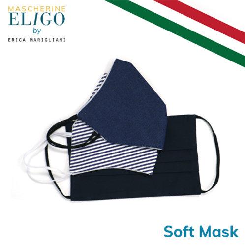 Mascherina Lavabile (Soft Mask)