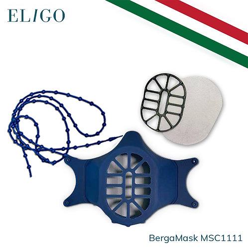 Bergamask (Mascherina Permanente + 30 filtri)
