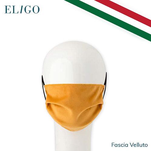 Mascherina Filtrante (Fascia Velluto)