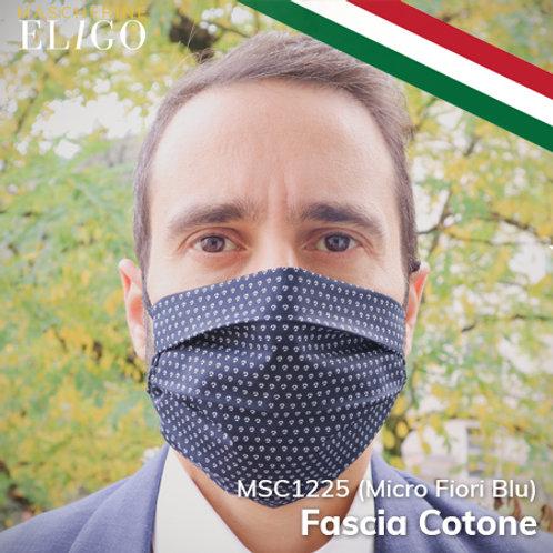 Mascherina Lavabile | Fascia Cotone