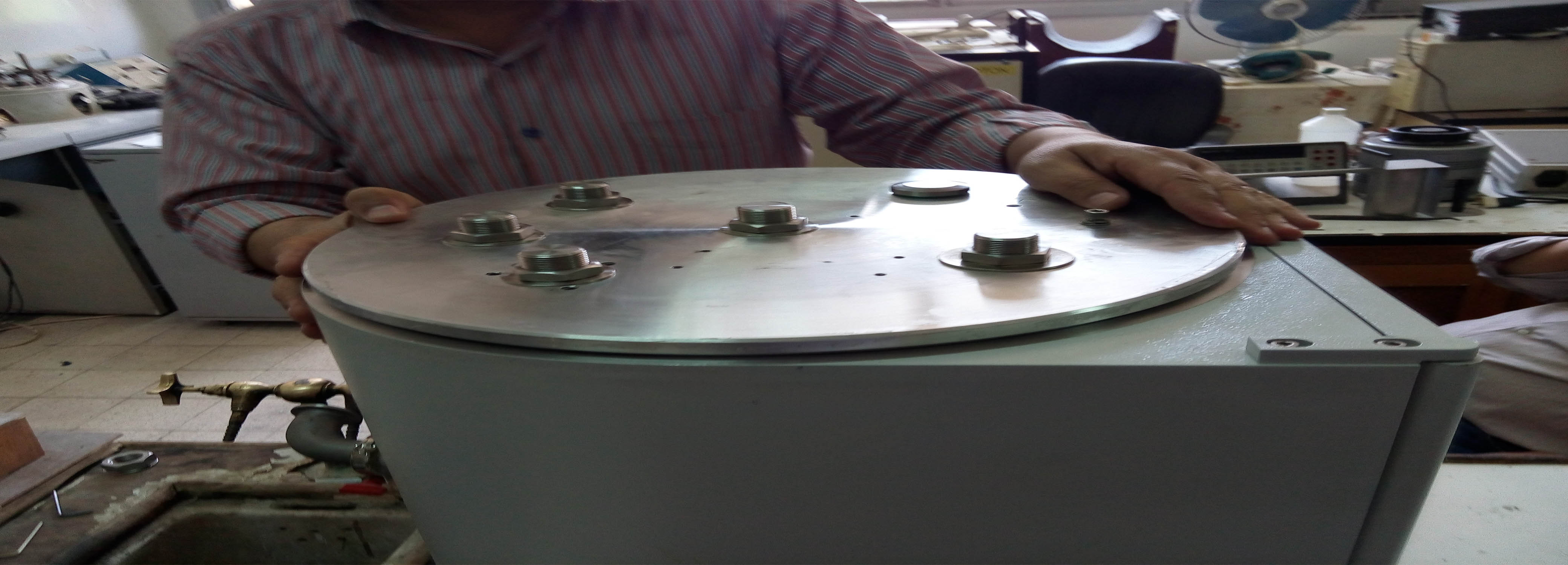 صيانة جهاز الكوتنج