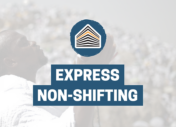 Express Non-Shifting Hajj