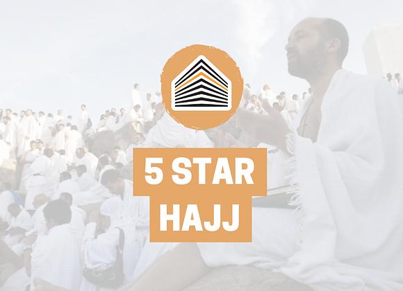 5 Star Hajj