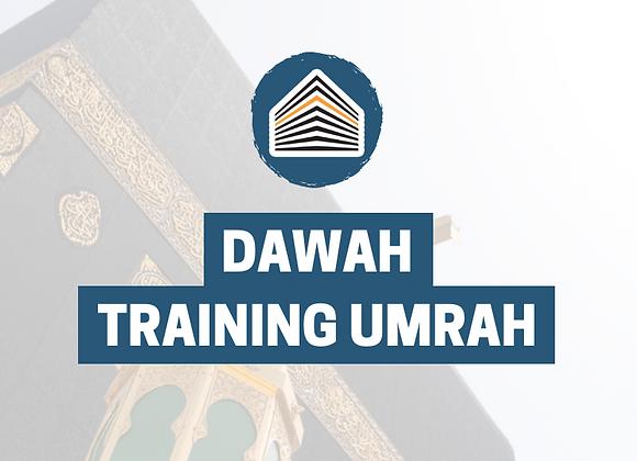 Dawah Training Umrah