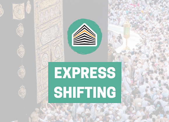 Express Shifting Hajj
