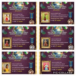 World Dancers Online International Dance Contest 2021