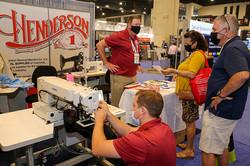 Henderson Sewing Machine