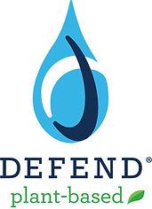 DEFEND Plant-Based_Vertical Drop_logo_co
