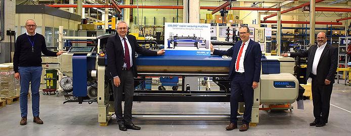 2020 Picanol 100000 rapier weaving machi