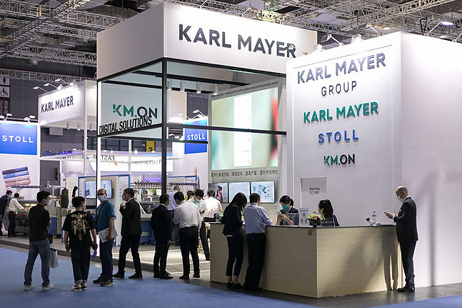 KARL MAYER at ITMA ASIA June 2021_compre