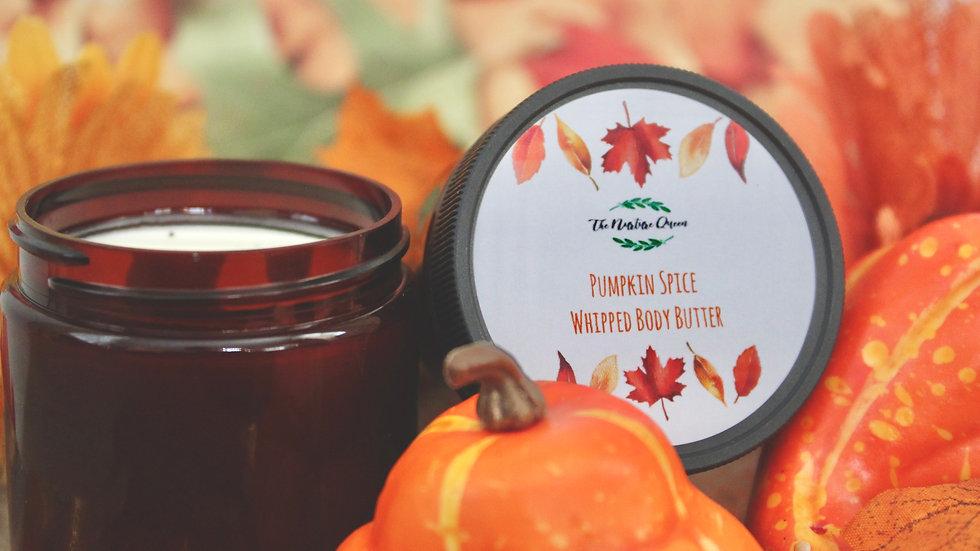 Pumpkin Spice Whipped Body Butter
