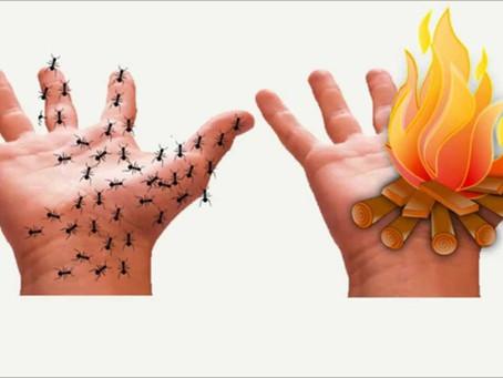 Hai formicolio alle dita o a tutta la mano?⚡️