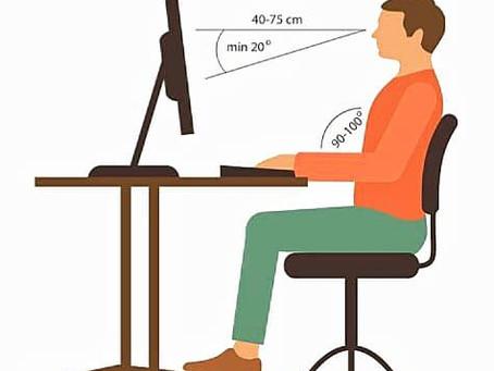 📎📌Consigli per il lavoro in ufficio: la posizione del computer📊🔍