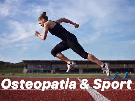Osteopatia & SPORT 🎾⚽️