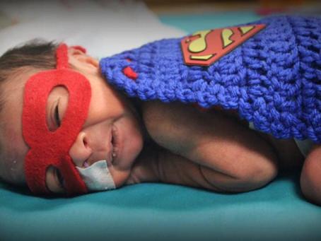 Efficacia dell'osteopatia sui neonati prematuri 👶🏼🍼