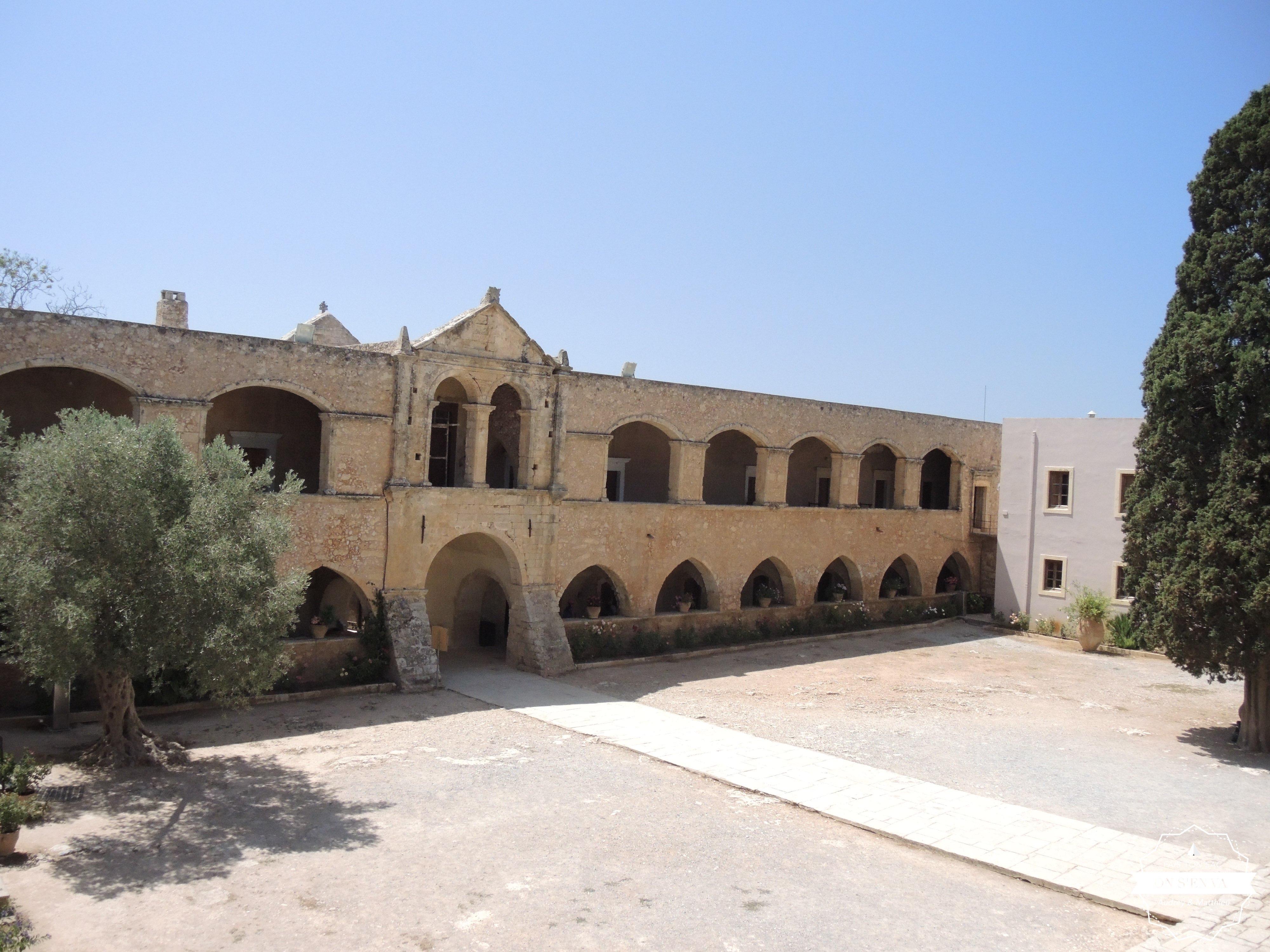Monastère, Moni Arkadi