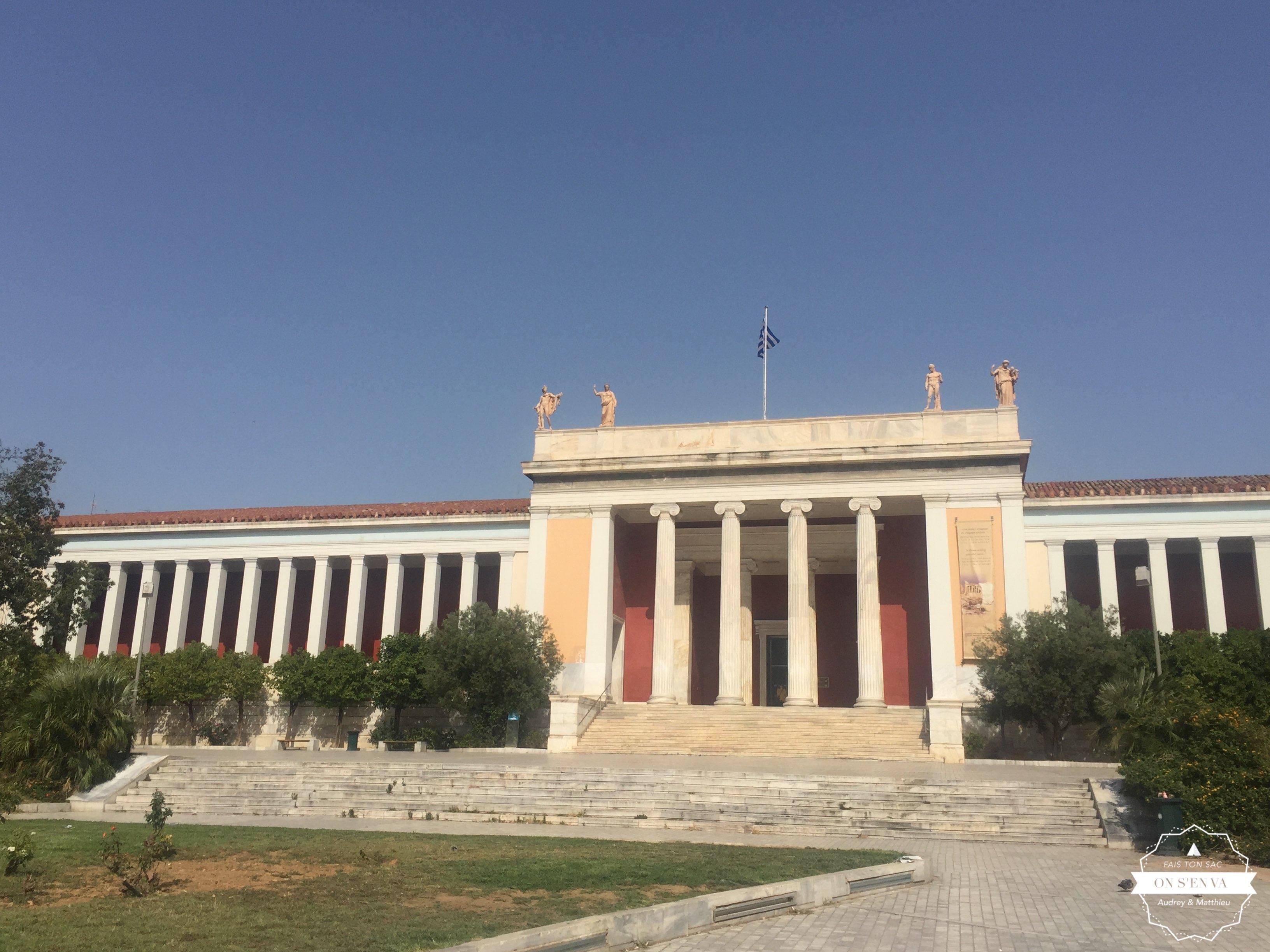 Musée d'archéologie, Athènes