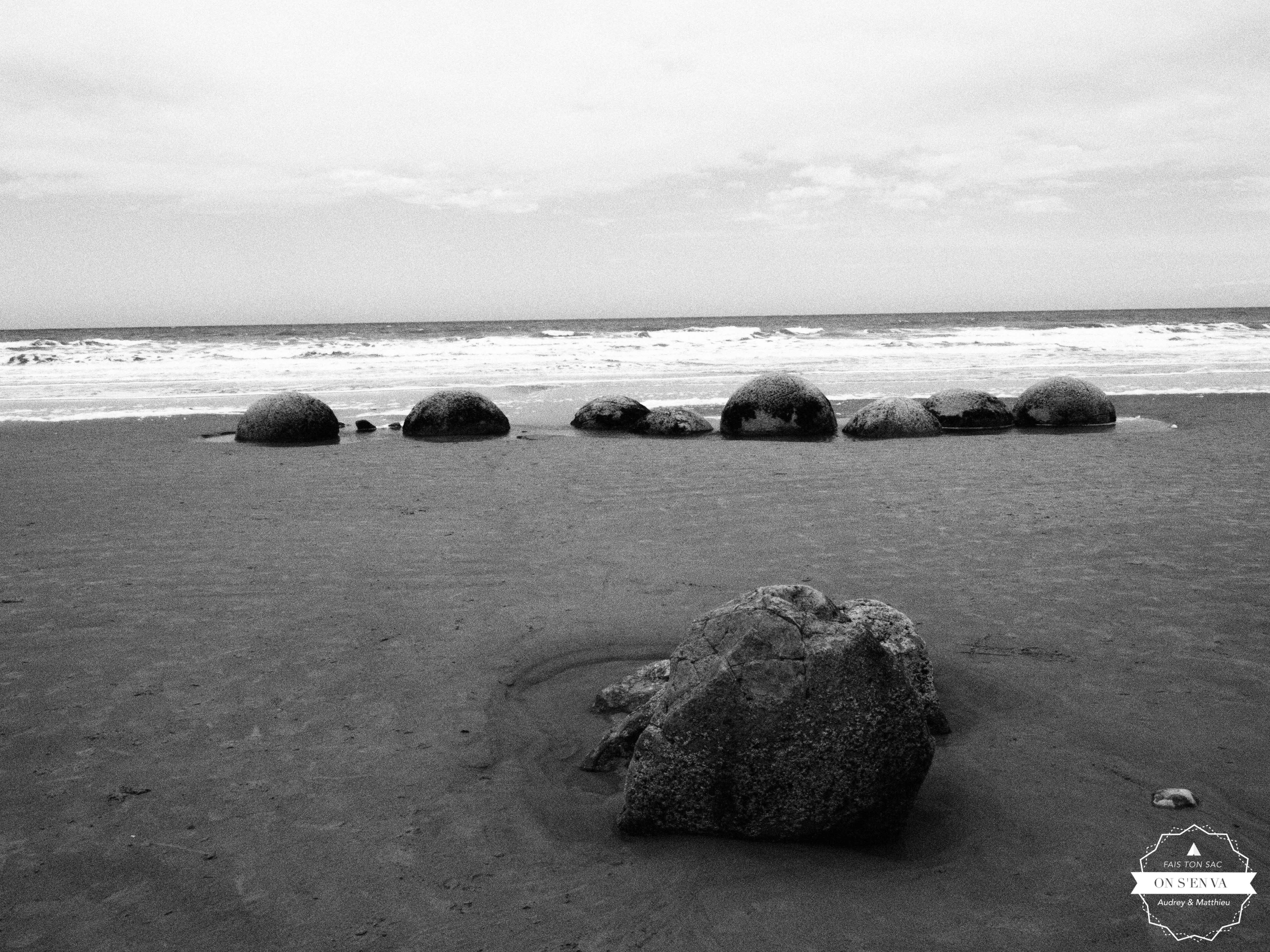 """Les fameux """"boulders"""""""