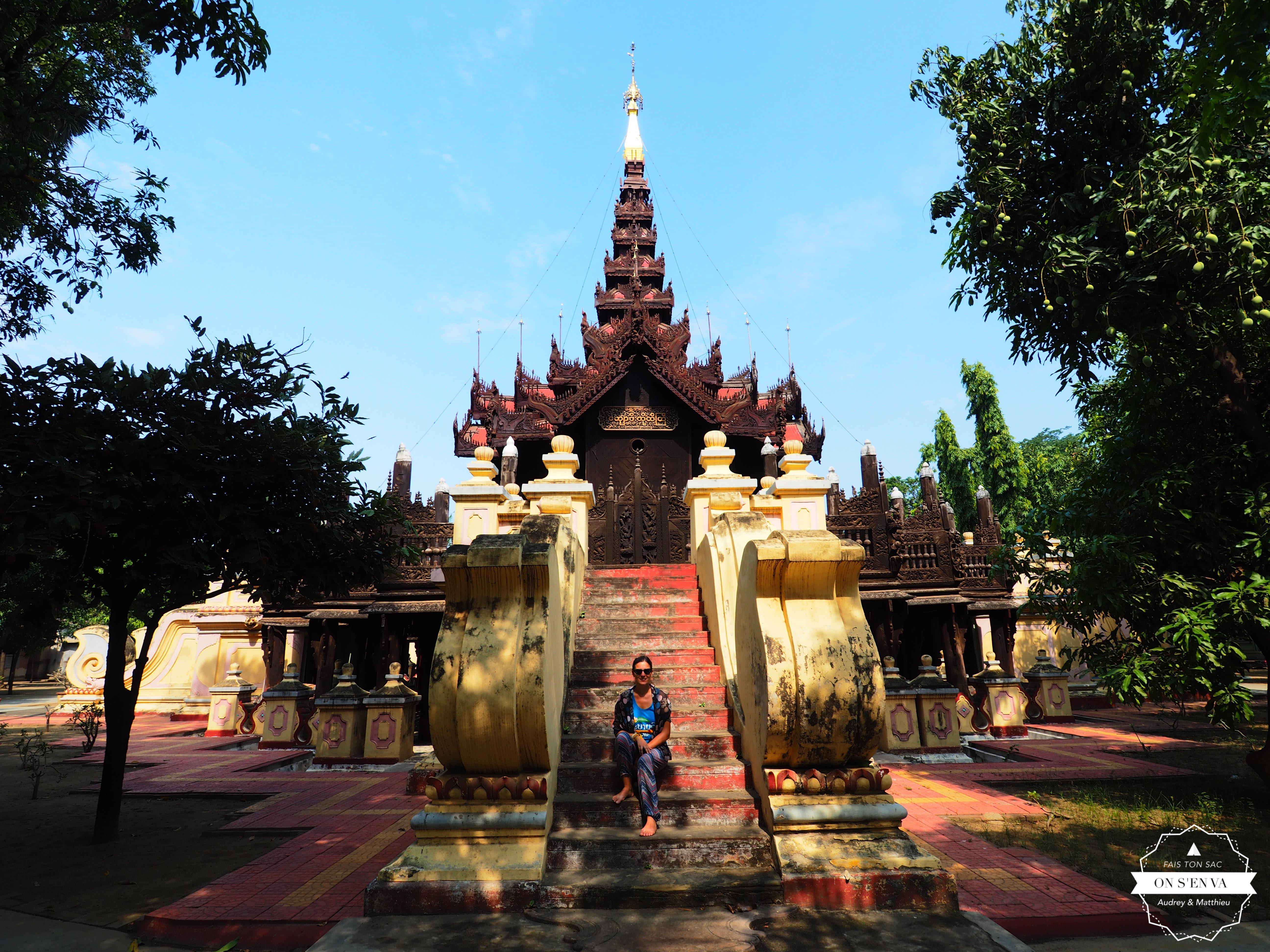 Monastère de Shwe In Bin