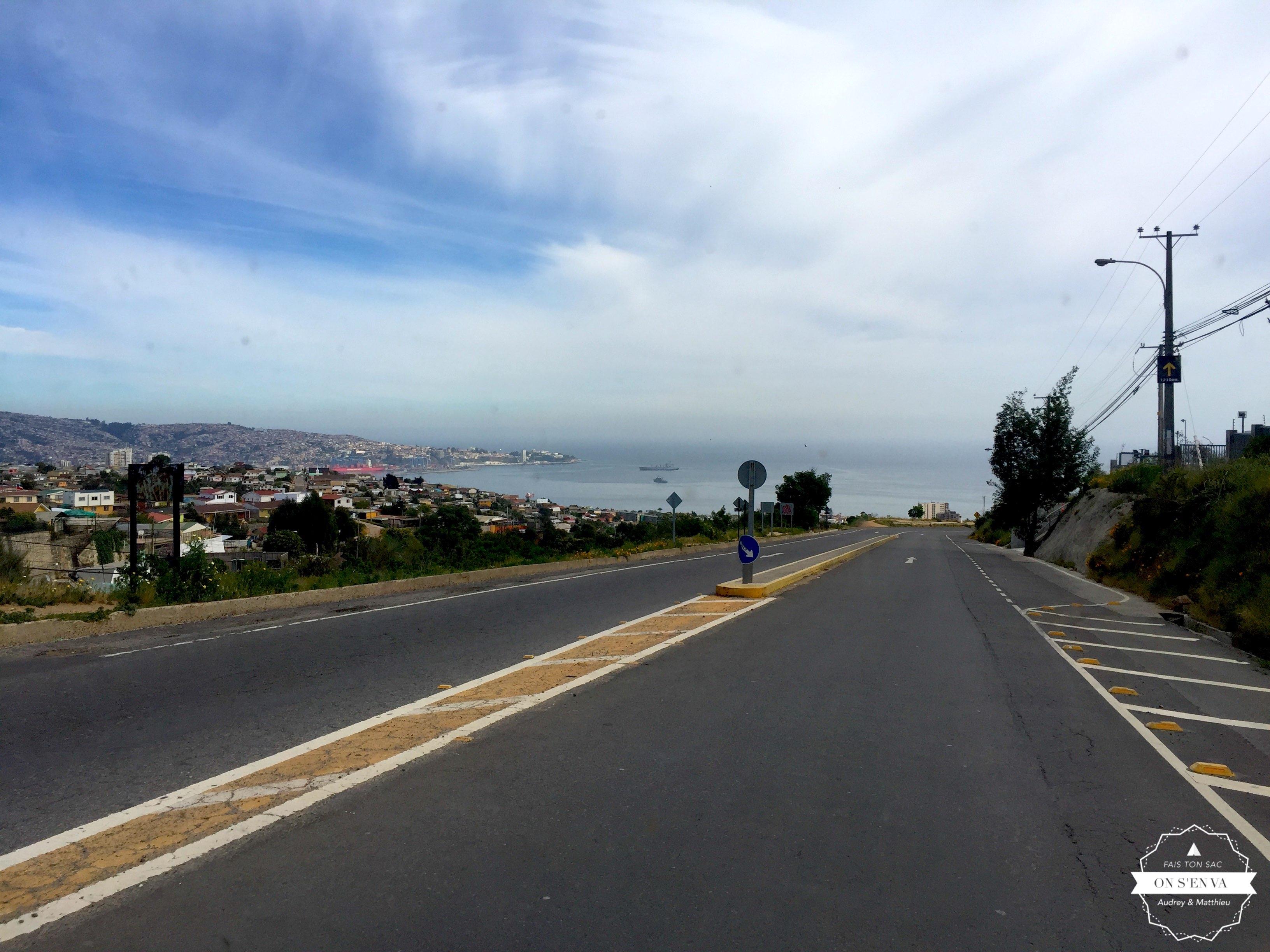 Depuis Viña del Mar