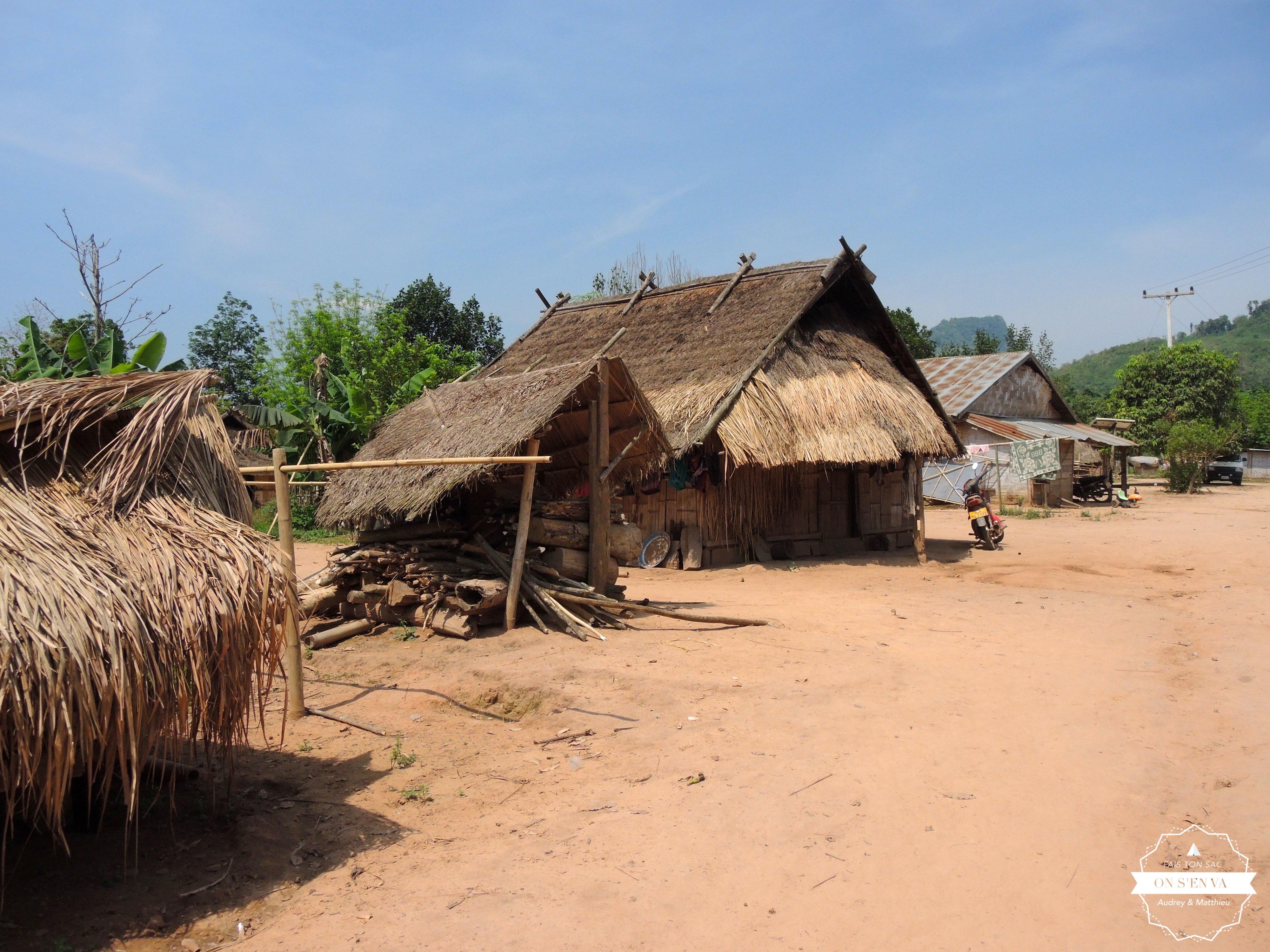 Ban Hueifuan, chez les Hmongs