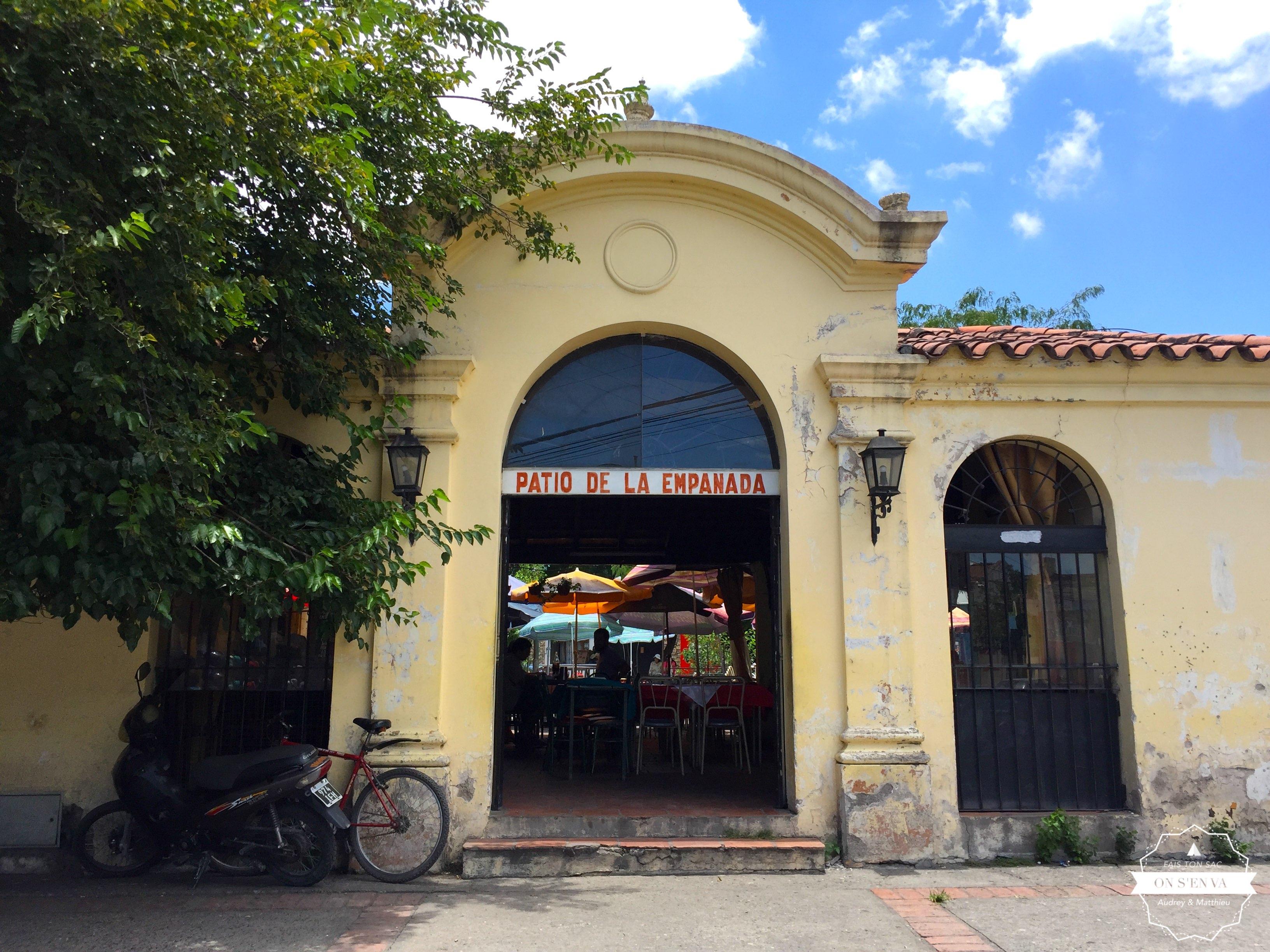 LE palais des empanadas