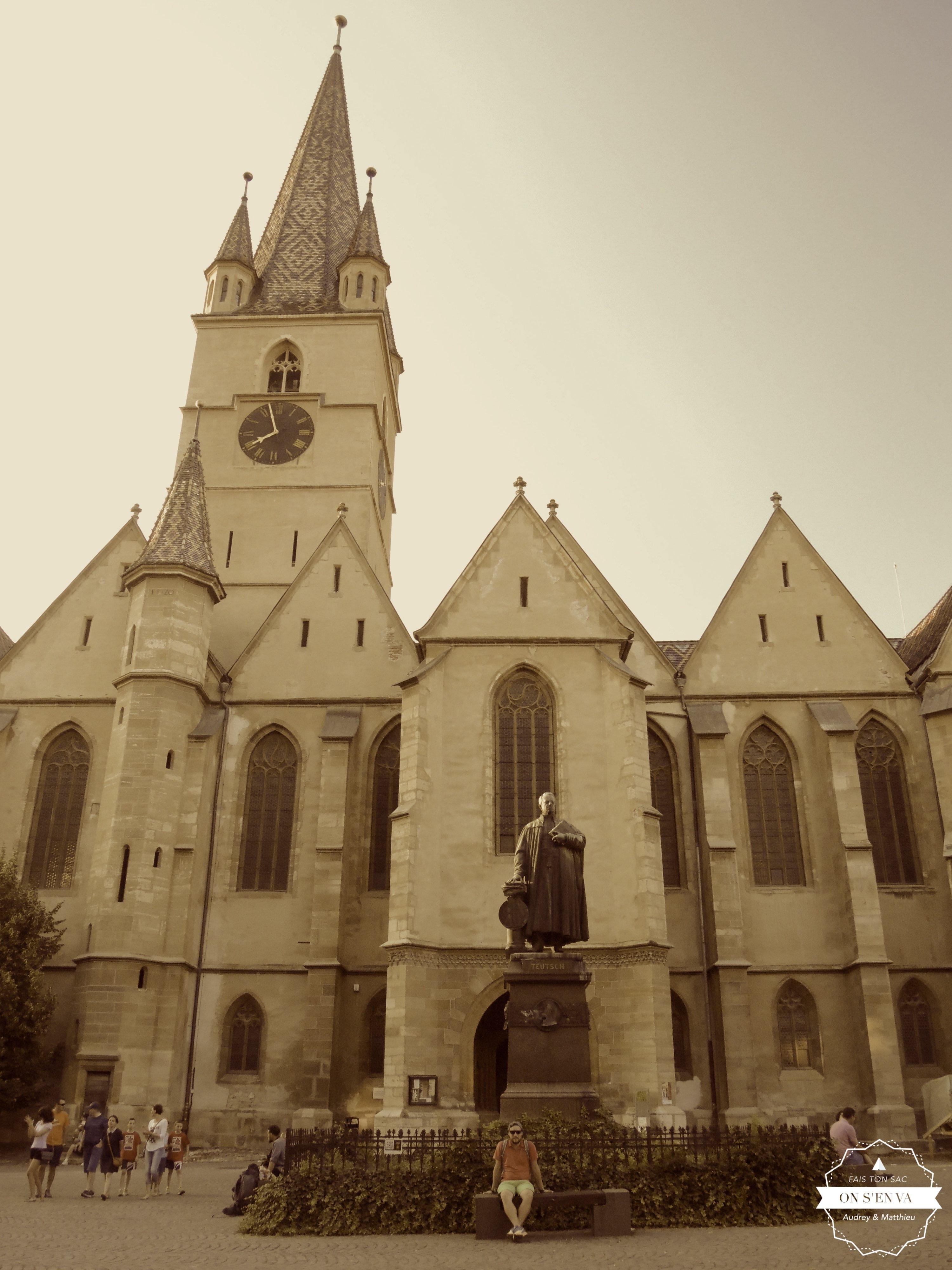 Cathédrale Sainte Marie