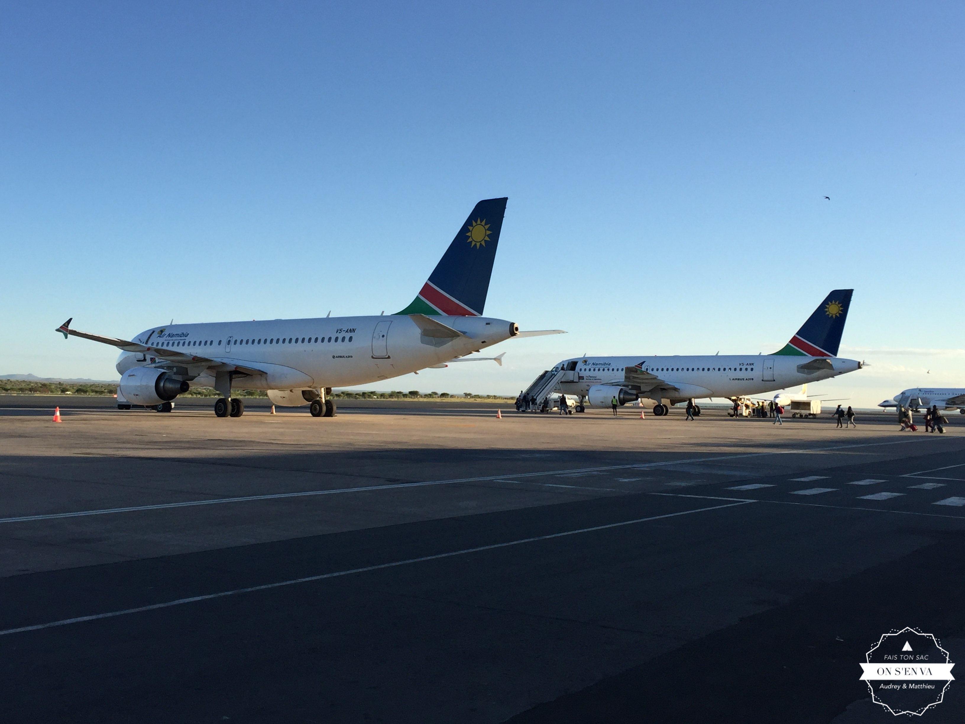 Bye bye Windhoek