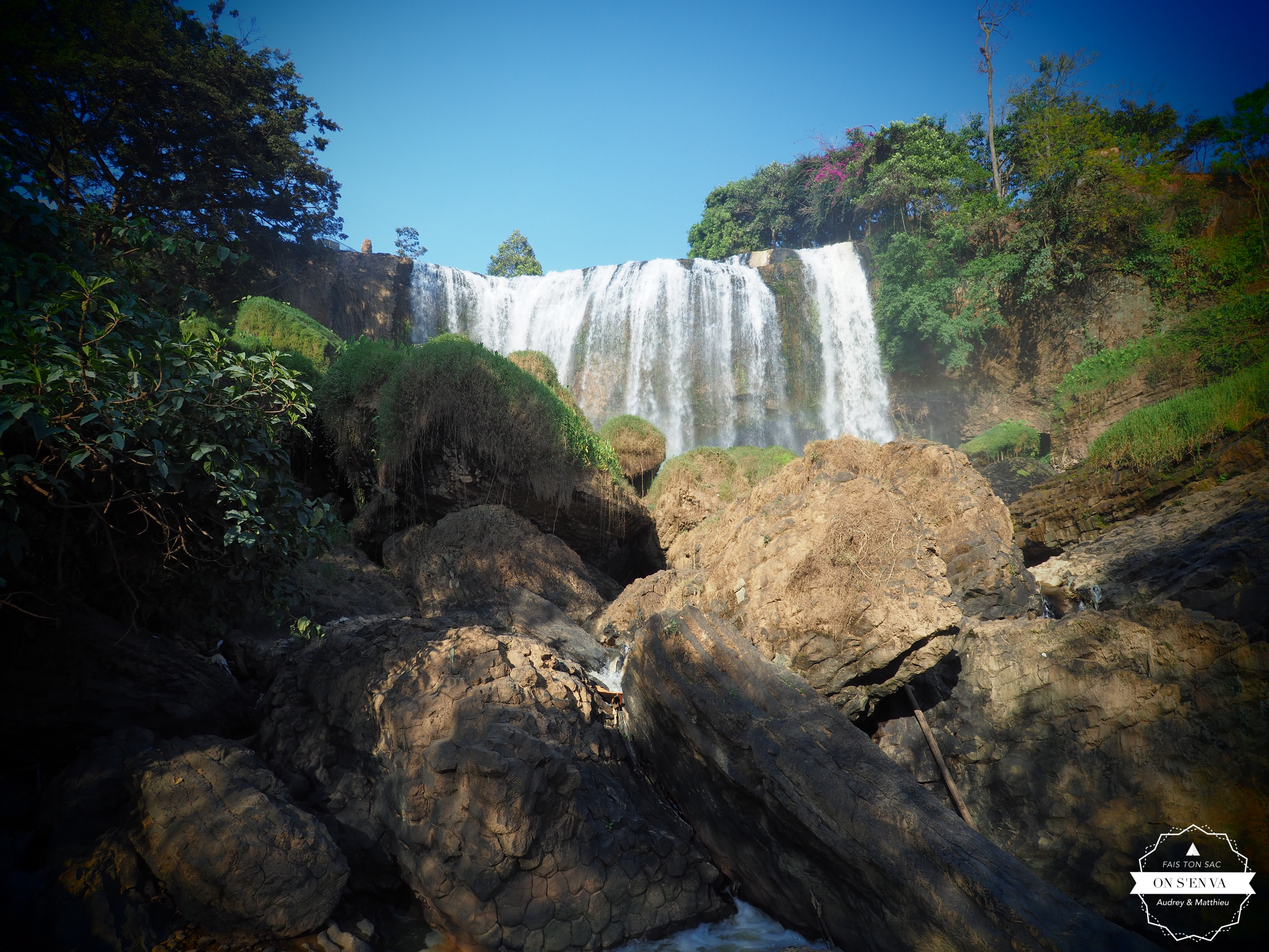 Elaphant Falls