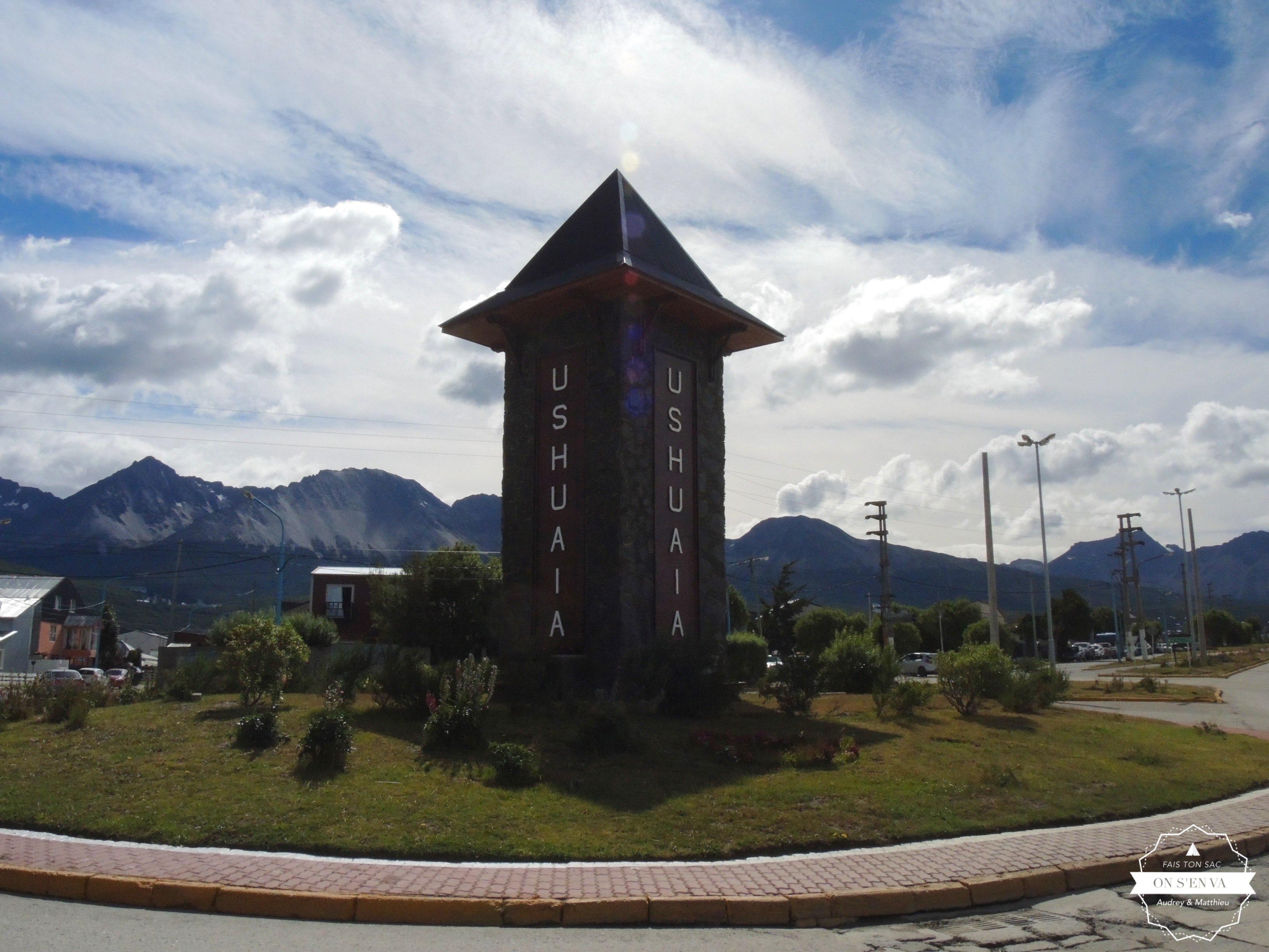 Ushuaia...